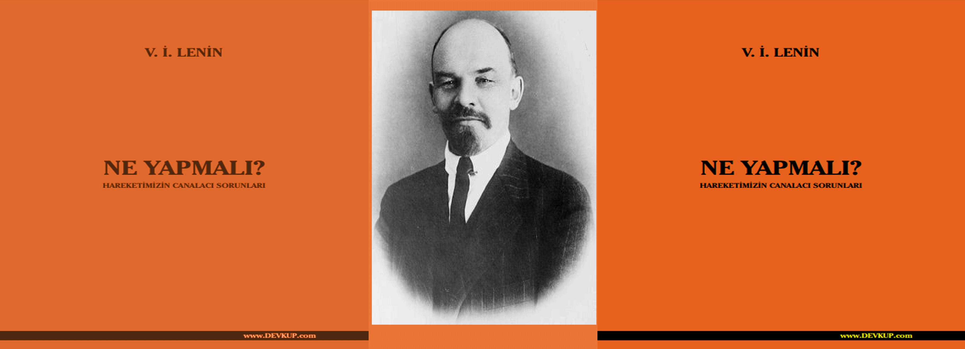 Ne Yapmali Lenin Wwwdevkupcom Pinterest