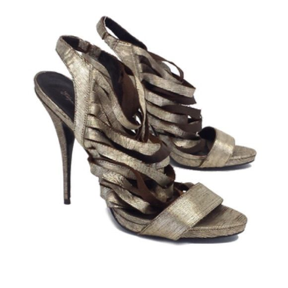 Elizabeth and James Multistrap Distressed Sandals outlet good selling clearance limited edition cheap pre order fCe9x0c