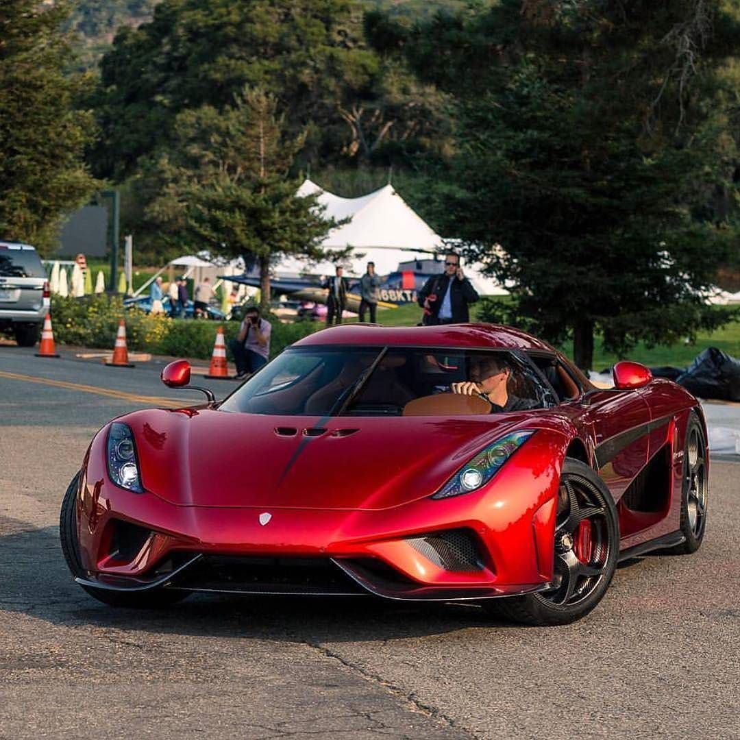 Koenigsegg Regera ________________ Credit To @adam
