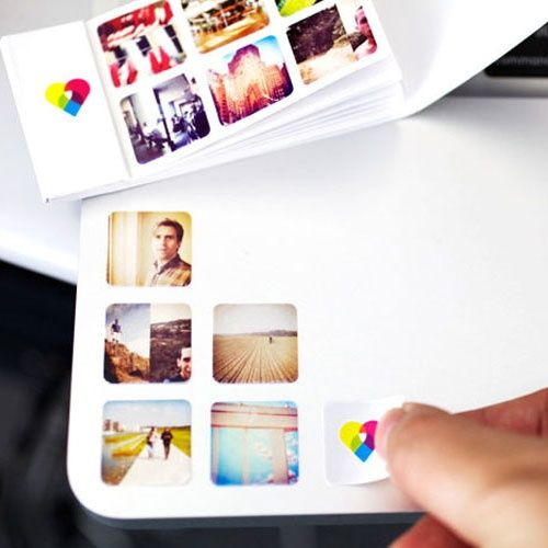 Fotodruck, Instagram, Prinstagram