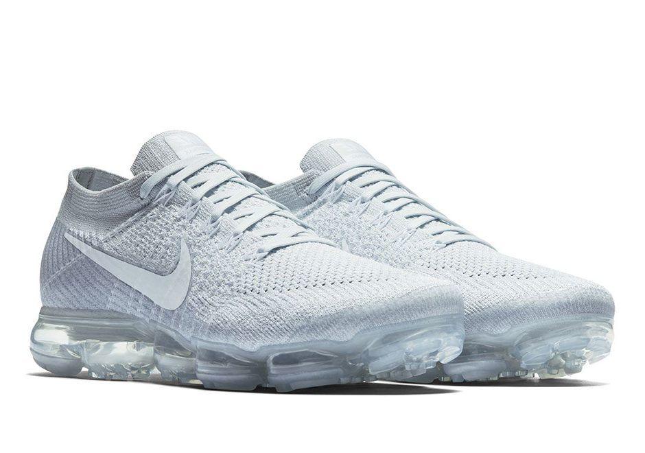 Nike Vapormax Pure Platinum | 849558