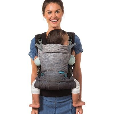 forward baby carrier