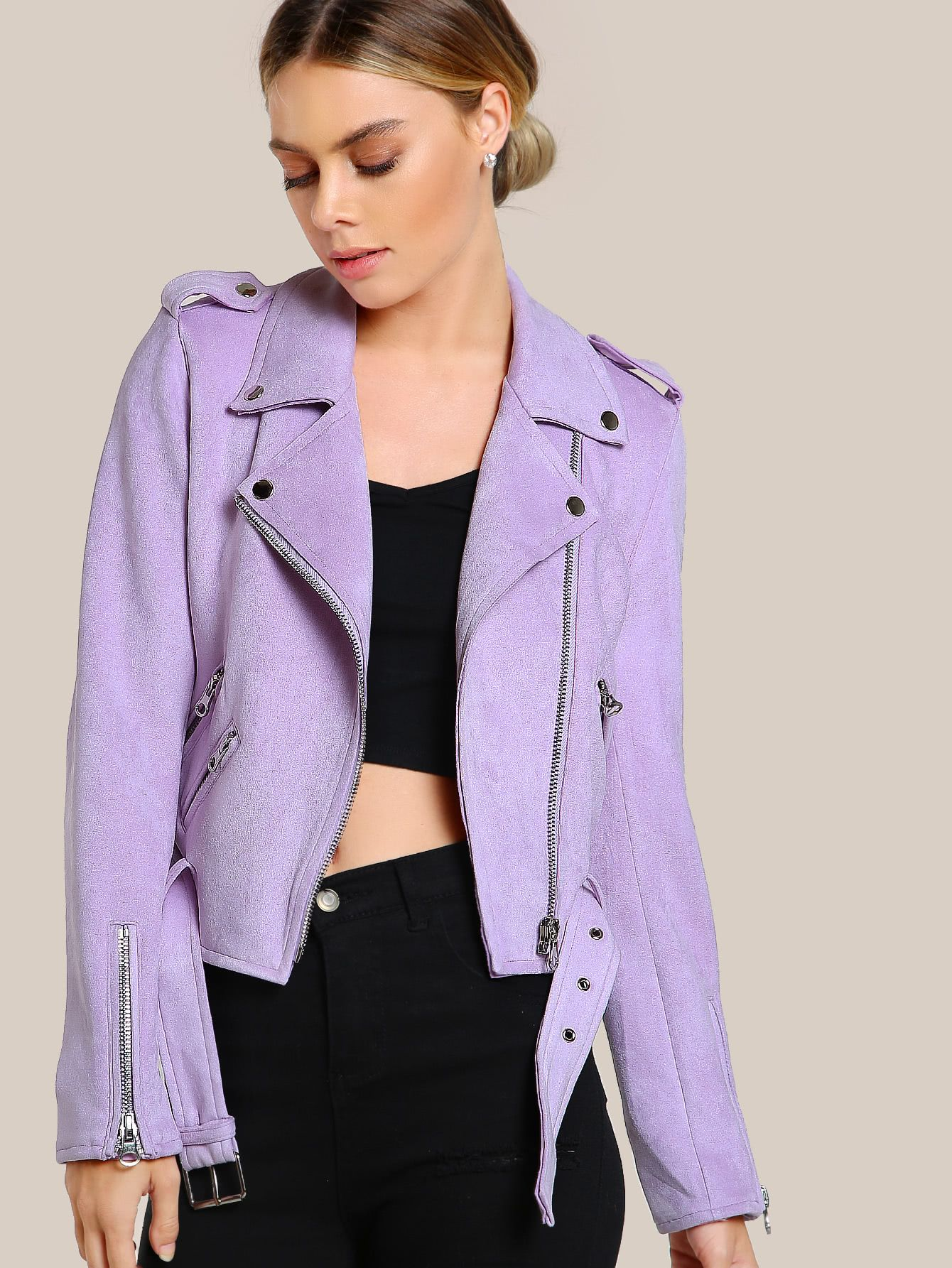 New Look Belted Chaqueta para Mujer