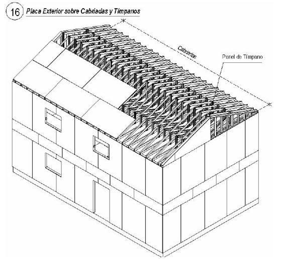 mundo seco - curso  steel frame - casas de acero