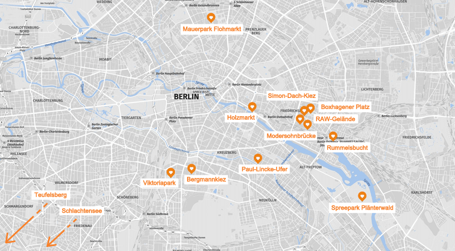 Berlin Geheimtipps Spannende Insidertipps Fur Tag Nacht In 2020 Berlin Tipps Berlin Urlaub Berlin