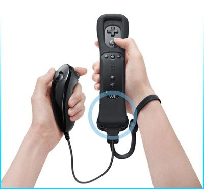 Wii Remote Motionplus Bundle Black Http Www Bestestores Net Videogames Wii Remote Motionplus Bundle Black Wii Remote Wii Video Game Accessories
