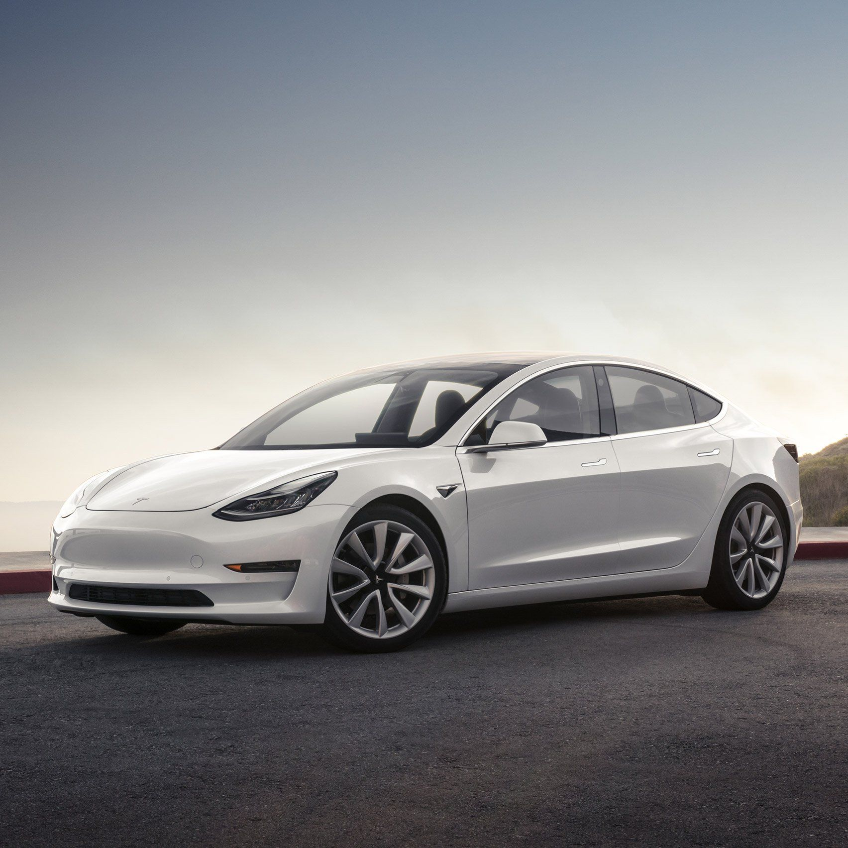 Elon Musk S Electric Car Company Tesla Has Achieved A Long Held Goal With The Launch Of The Model 3 Its Most Affordab Tesla Tesla Motors Model S Electric Cars