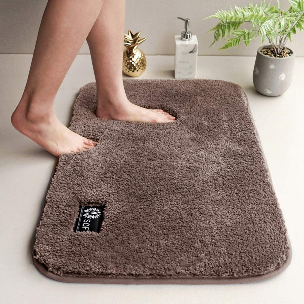 Llanddd Bathroom Rug Mat Details Can Be Found By Clicking On The Image Affiliate Link Bathrugs Bathroom Rugs Rugs Laundry Room Lighting [ 1001 x 1001 Pixel ]