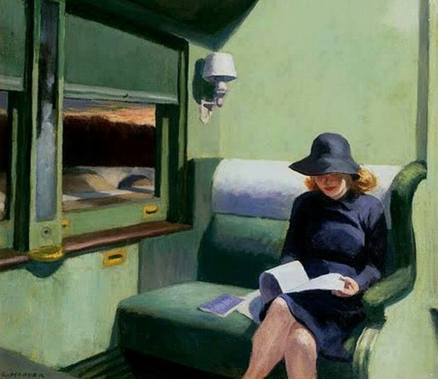 - Edward Hopper | Edward hopper paintings, Edward hopper