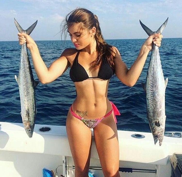 Erotic girls deep sea fishing videos
