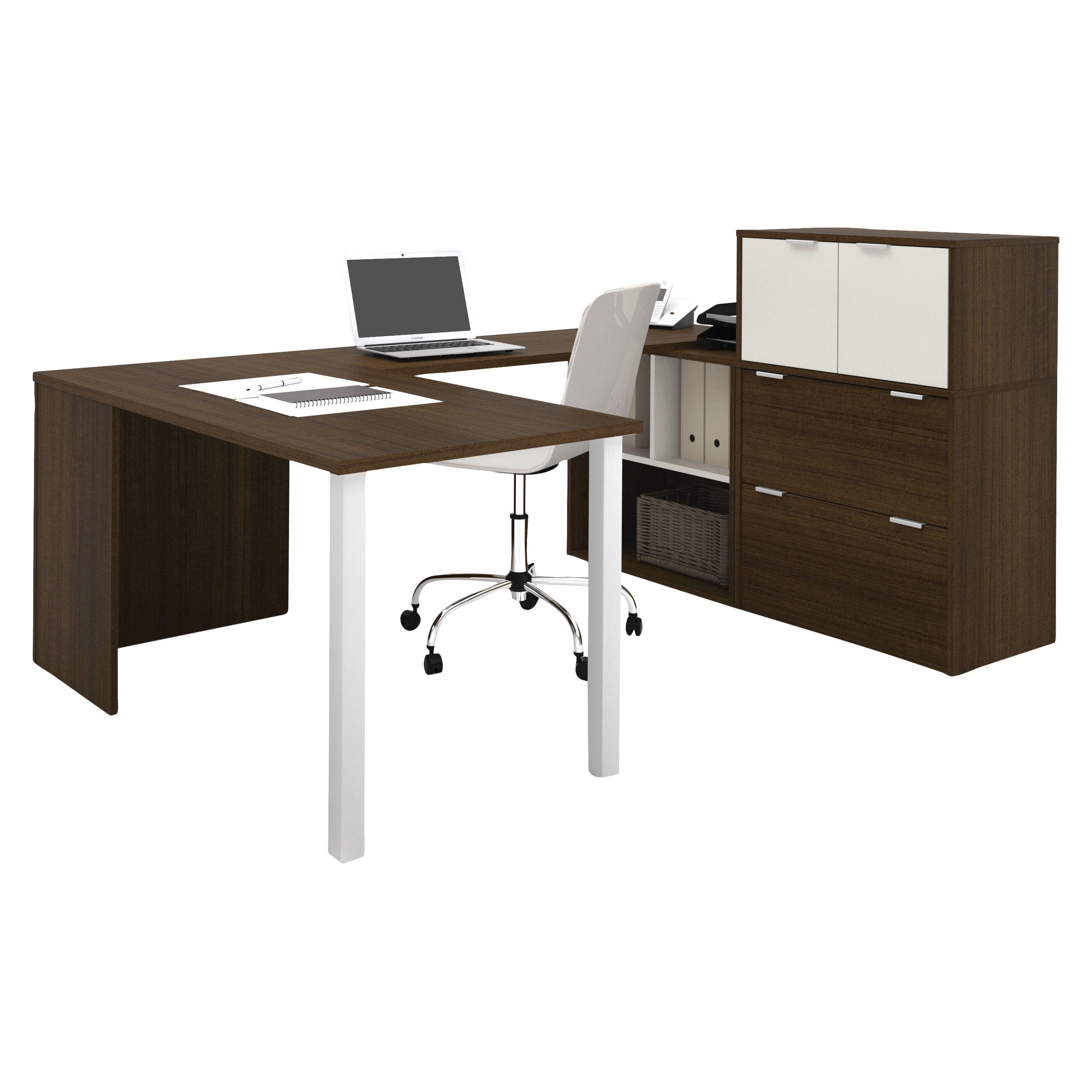 99+ Ameriwood Tiverton Executive Desk Expert Plum - Expensive Home ...