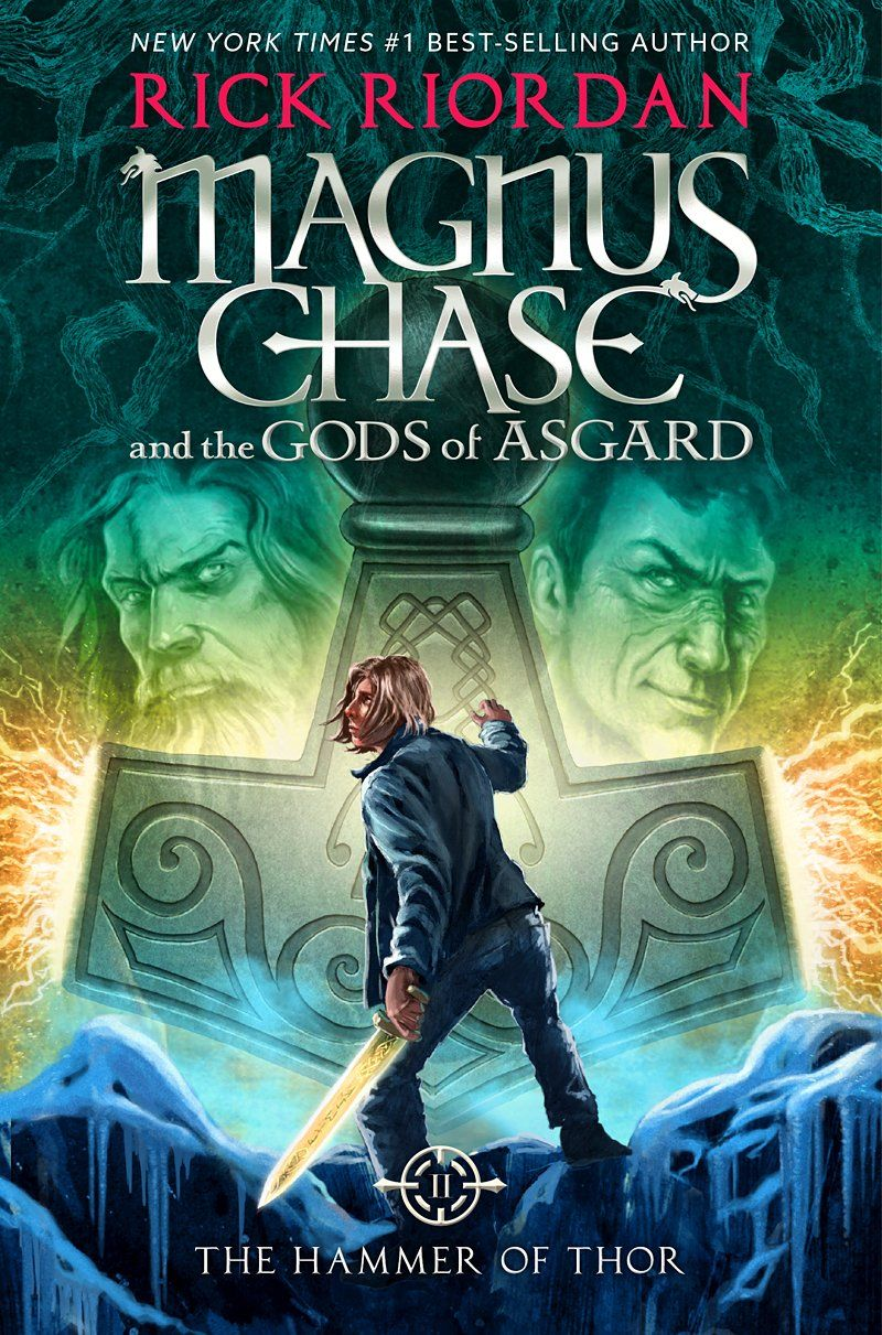 The Hammer Of Thor (magnus Chase And The Gods Of Asgard Book 2) By