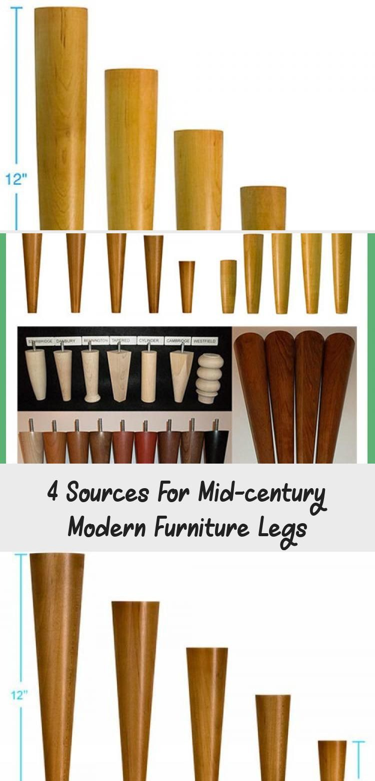4 Sources For Mid Century Modern Furniture Legs In 2020 Mid Century Furniture Legs Classic Furniture Design Metal Furniture Design
