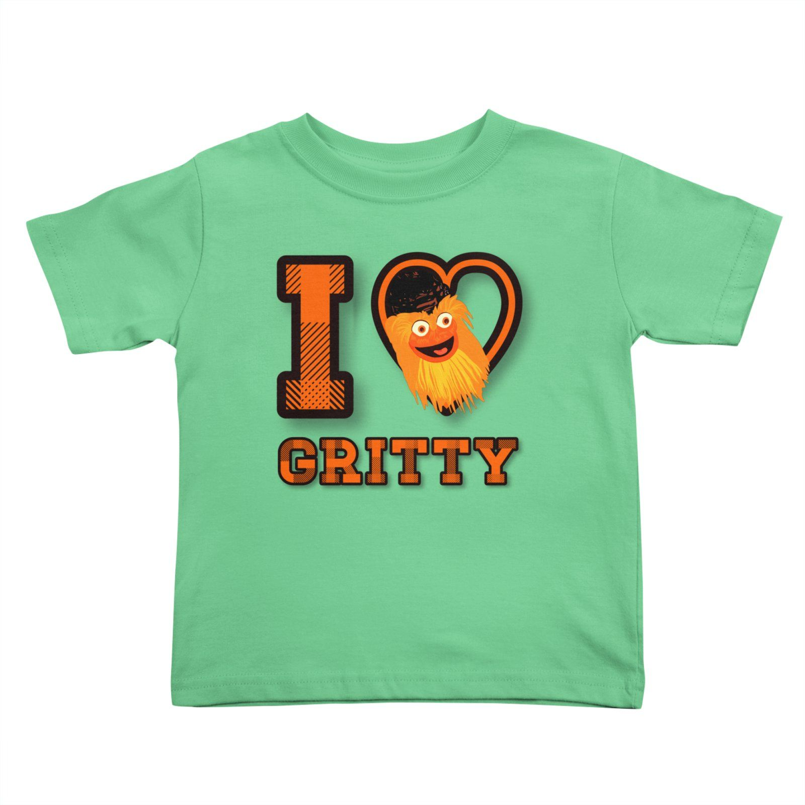 I love Gritty mascot hockey Philadelphia Kids Toddler T-Shirt by Mimie s  Artist Shop  Gritty  Philadelphia  flyers  tshirt 2856d7b0f