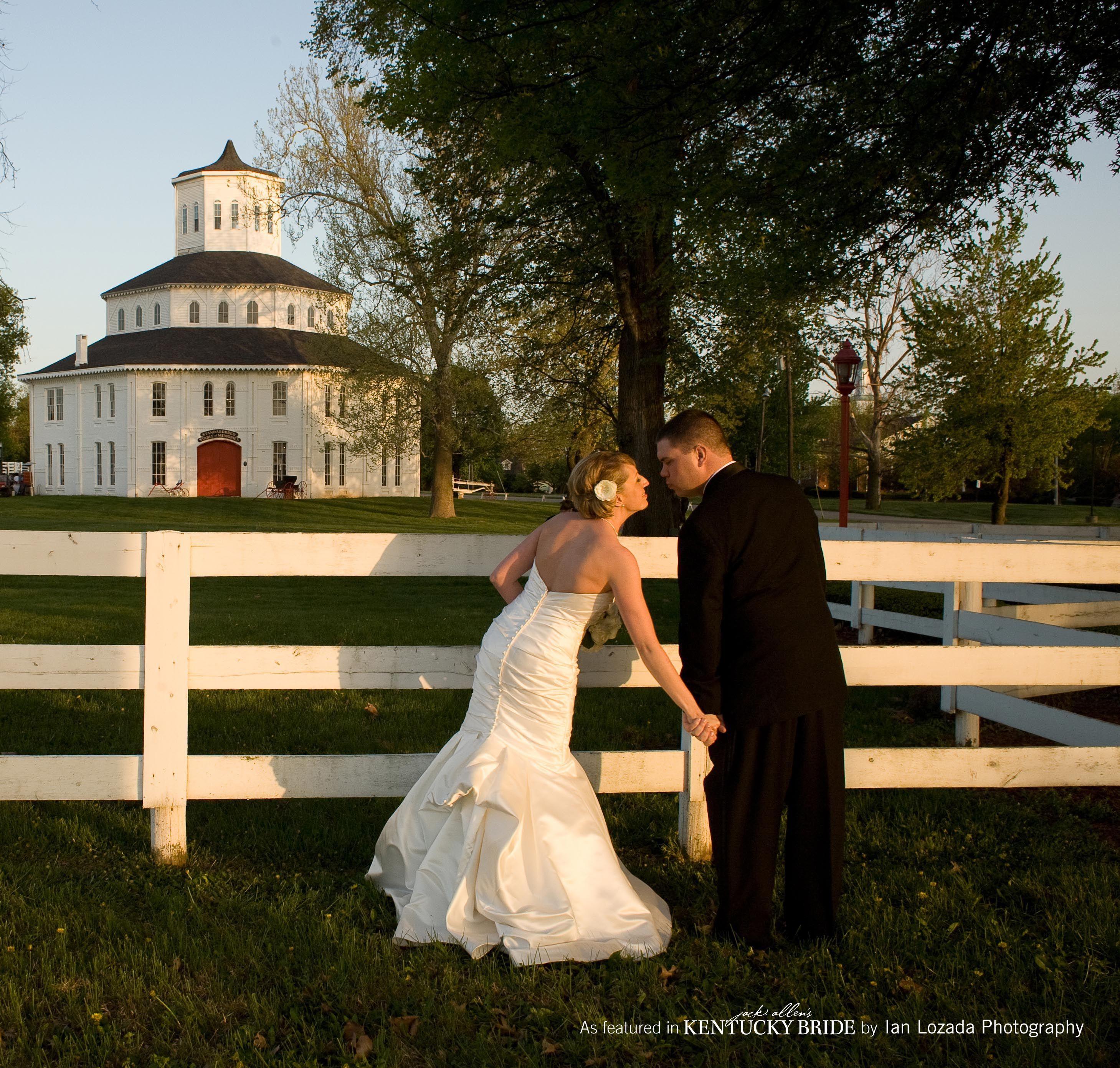 April 17, 2010. Real Kentucky Wedding
