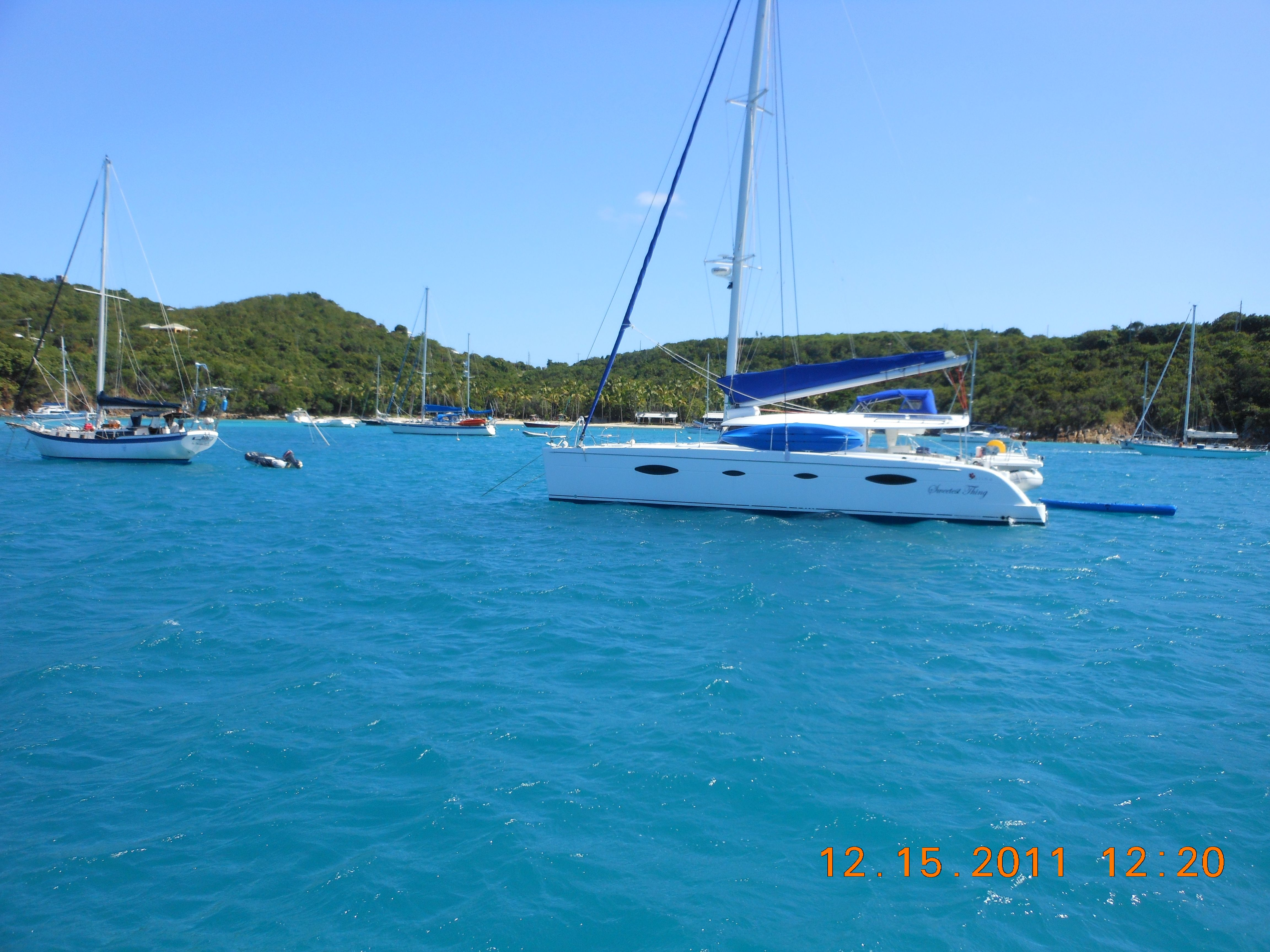 St.Thomas sailing loveit