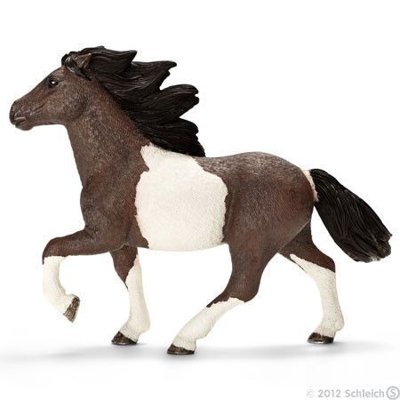 Icelandic Pony Stallion (Schleich: Horses)