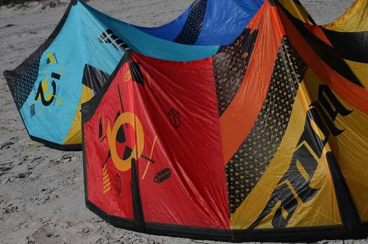 Blade kiteboarding Cape town. High Score / Trigger