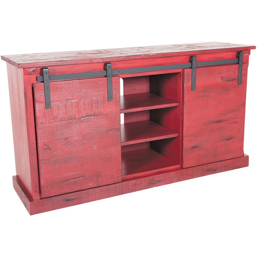SCI Offers A Huge Selection Of Red Barn Door TV Console, Barn Door TV  Stand, Farm Door TV Console, Rustic Red Barn Door TV Console And Rustic Barn  Door TV ...
