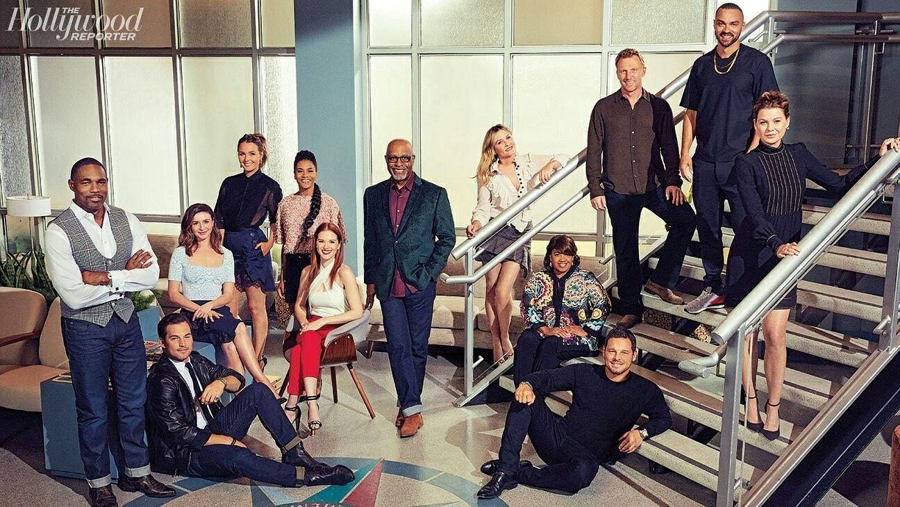 Grey\'s Anatomy Cast | Grey\'s Anatomy | Pinterest | Anatomy, Grays ...