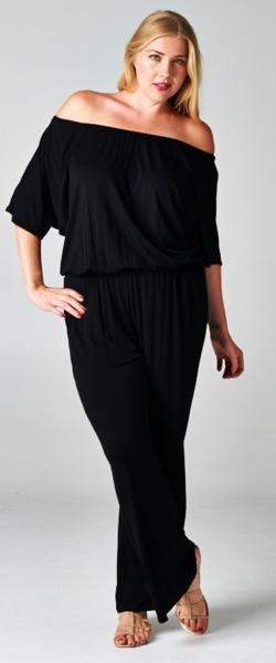 335d294742f2f PLUS SIZE BOHEMIAN Jumpsuit  Unique Boho Style Plus Size Bohemian Dresses