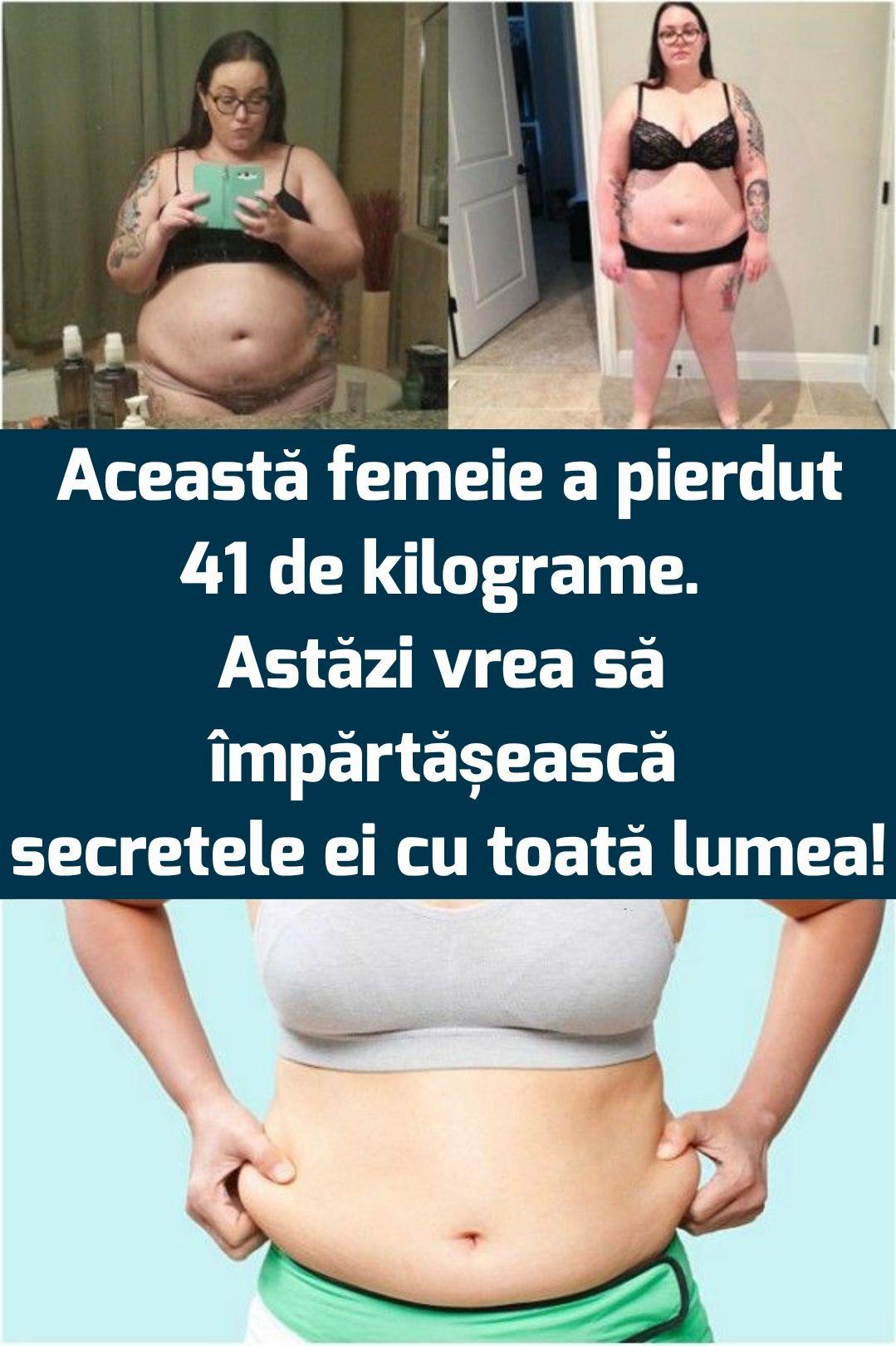 femeia pierde in greutate 2 kg pierdere în greutate pe lună