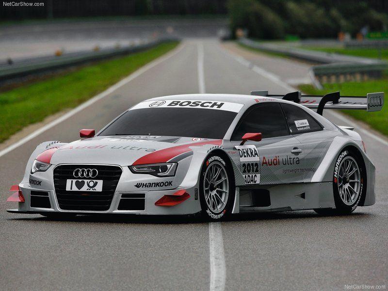 Audi A5 Dtm 2012 Audi A5 Sport Cars Audi Sport