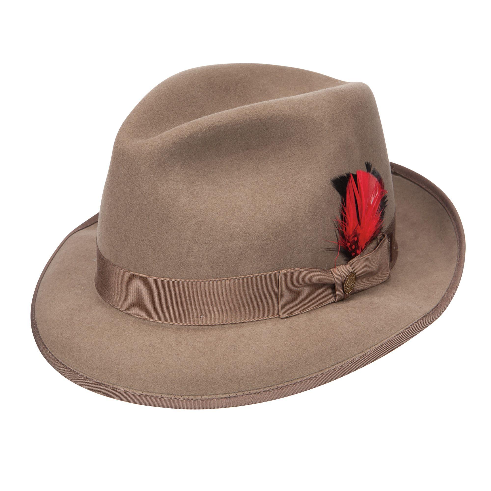 52cde403153 Terrell Hat Styles