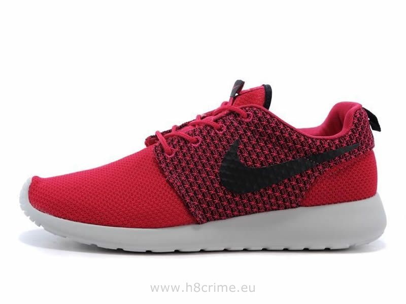 lowest price c63e2 12103 Nike Roshe Run Super rood fluorescent Nike Roshe Run Blauw