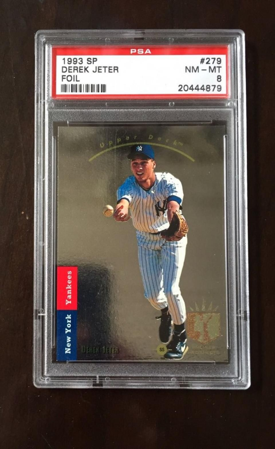 Looking for unique gifts 4 vintage baseball cards on ebay