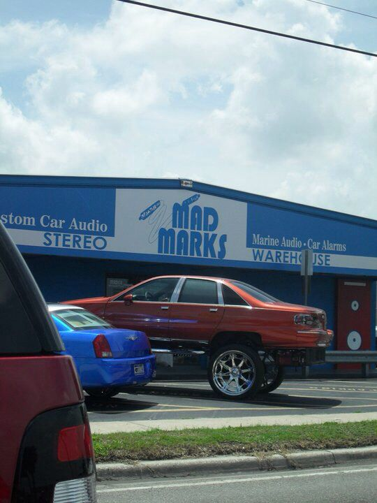 Mad Marks Custom Car Shop In Bradenton Bradenton And Florida S