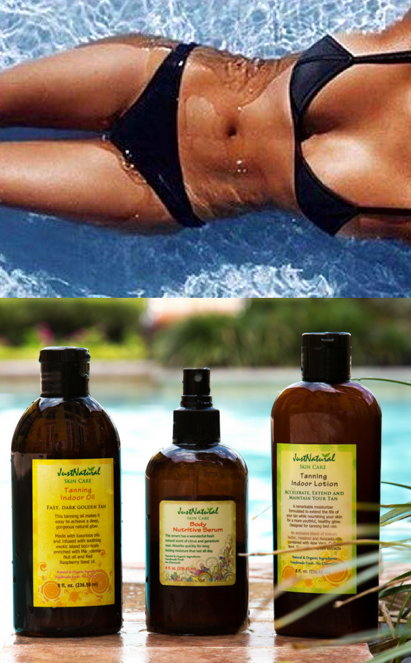Adore this just natural tanning skin helpers. Enjoy