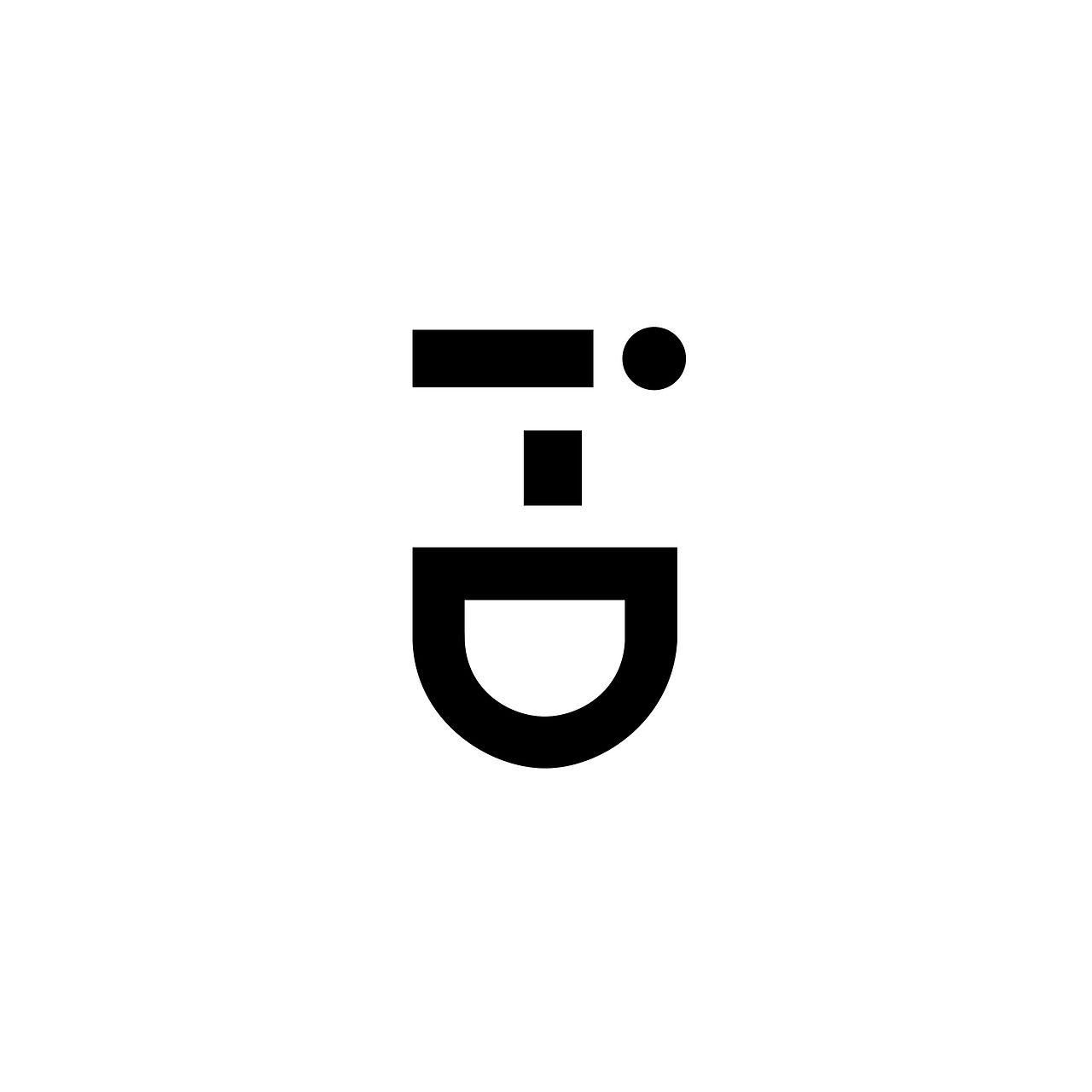 separat:  i–D Magazine Logo