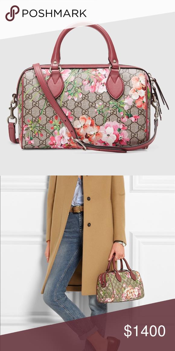 4549b215d50 Gucci Blooms Boston Bag - 100% Authentic Gucci Blooms Boston Bag 🌸🌺🌷 Gucci  Bags Crossbody Bags