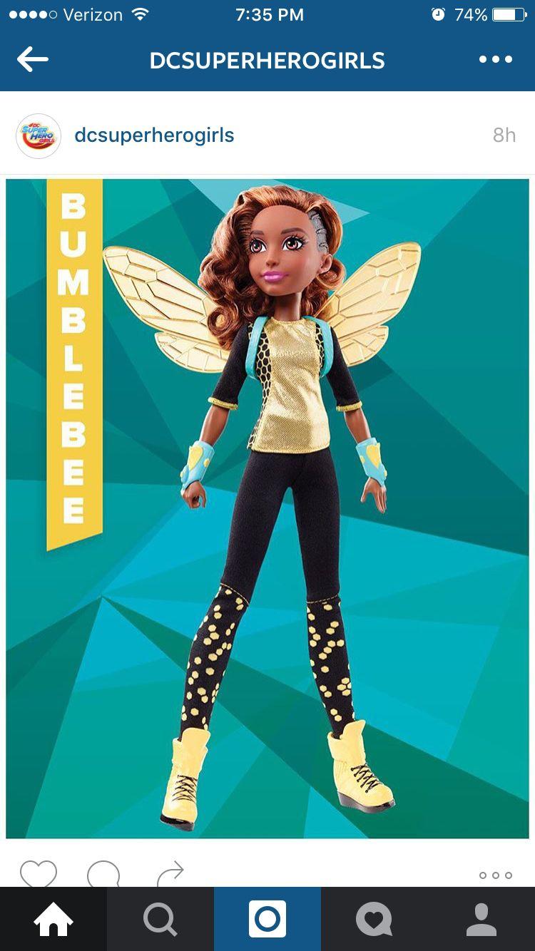 DVD super hero girls : Bumble Bee
