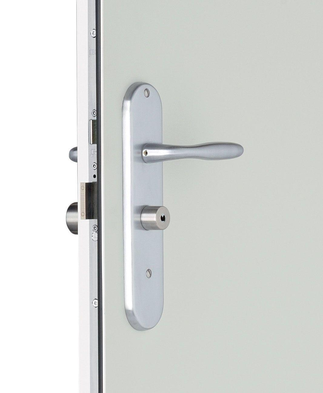 La porte communication int rieure vous offre une s curit Porte de service blindee lapeyre