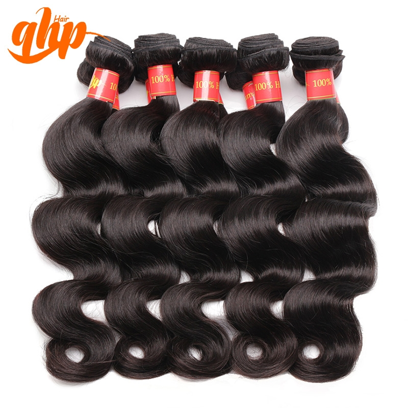 119.40$  Buy now - http://alix44.worldwells.pw/go.php?t=32653866199 - qhp Hair New Arrival 6A Grade Peruvian Virgin Hair Weave Bundles Body Wave Hair 10pcs Bundle Deal For Wholesale Free Shipping 119.40$