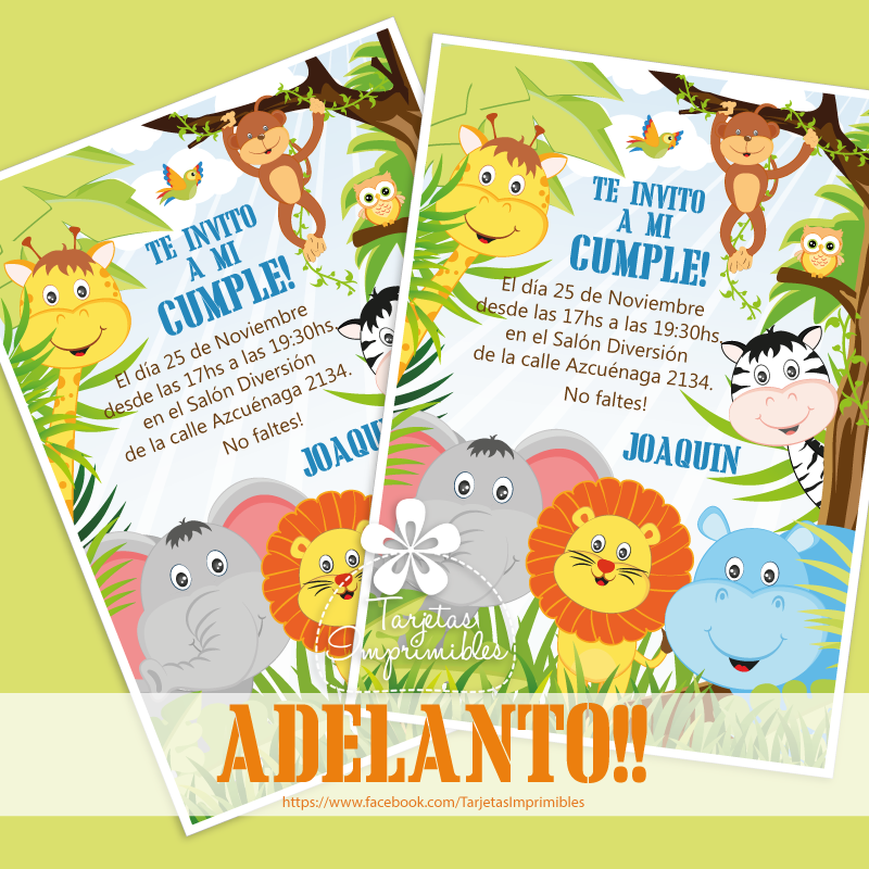 Manualidades Para Niños Tarjetas Imprimibles