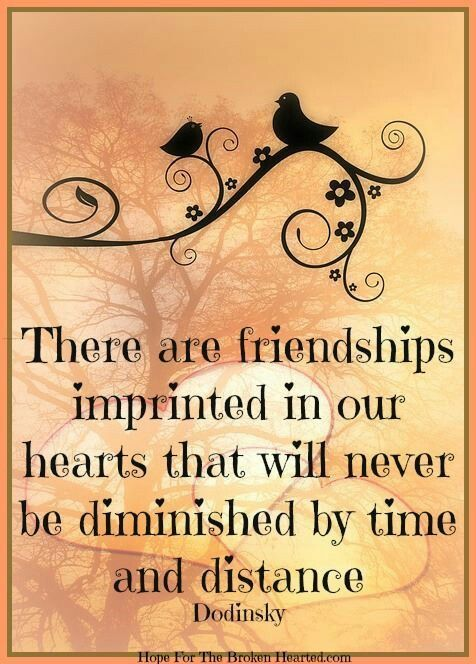 Friendship Standing The Test Of Time A Friend Loveth