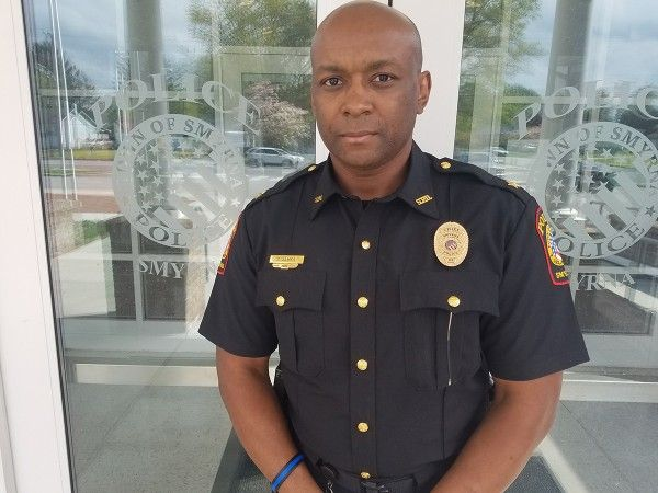Smyrna's new police chief has close ties to town - Delaware State