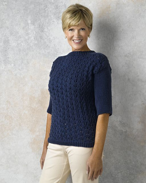 French Vine Pullover by Kirsten Hipsky - $2.99