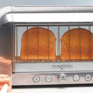 Toaster Cage