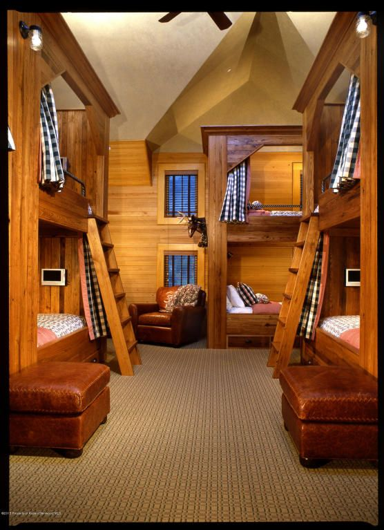 Best 5 Bunk Bed Ideas For Double The Fun Bunk Bed Rooms Bunk 640 x 480