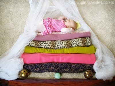 Oh my heck, these are cute! @Allison Harris, you need to do this when baby girl gets here!