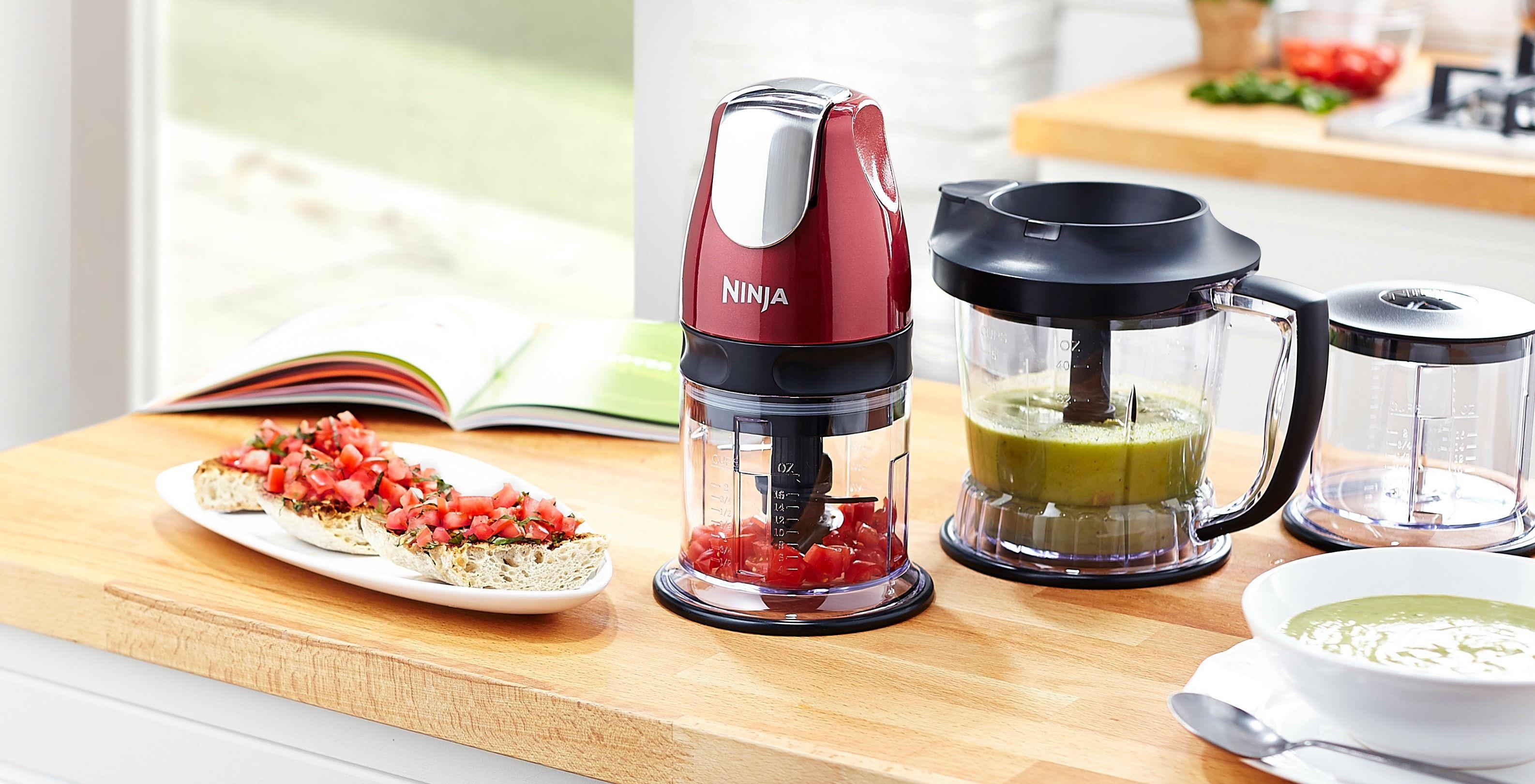 Ninja Master Professional 500W Food Processor. Food