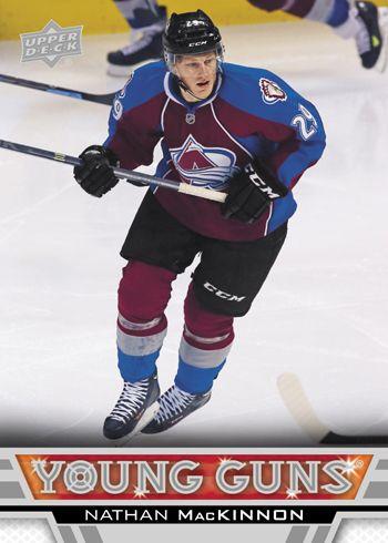 Upper Deck Hockey Cards Value