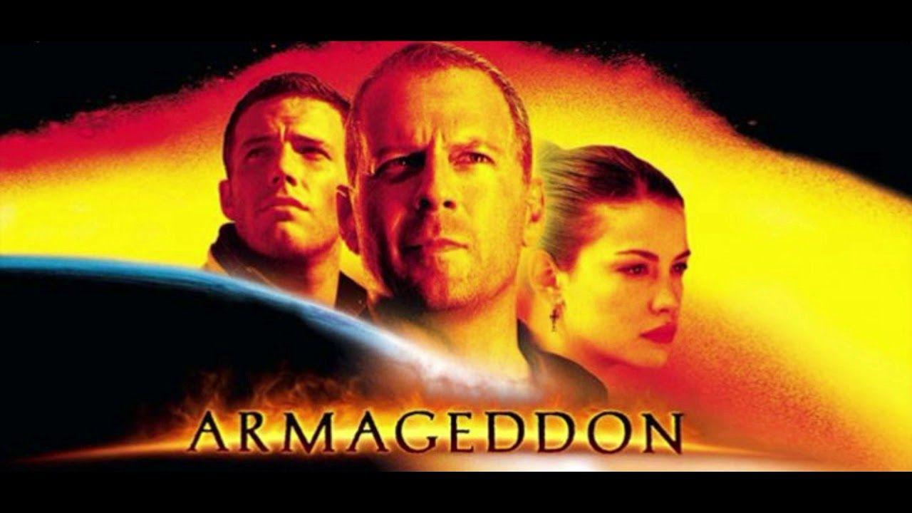 Areosmith I Don T Wanna Miss A Thing Armageddon Movie