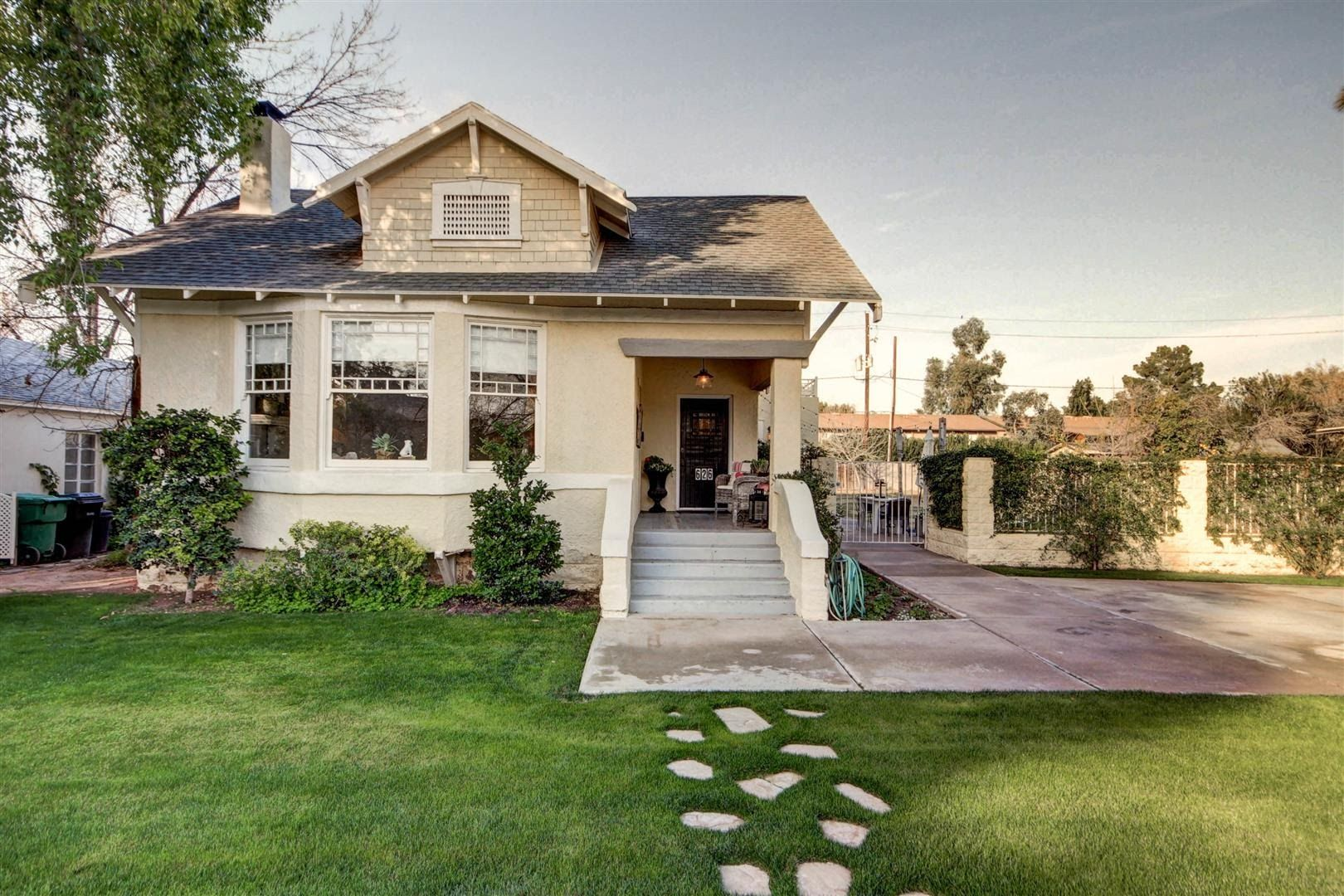 626 N Robson St. Mesa, AZ 85201 Evergreen Historic