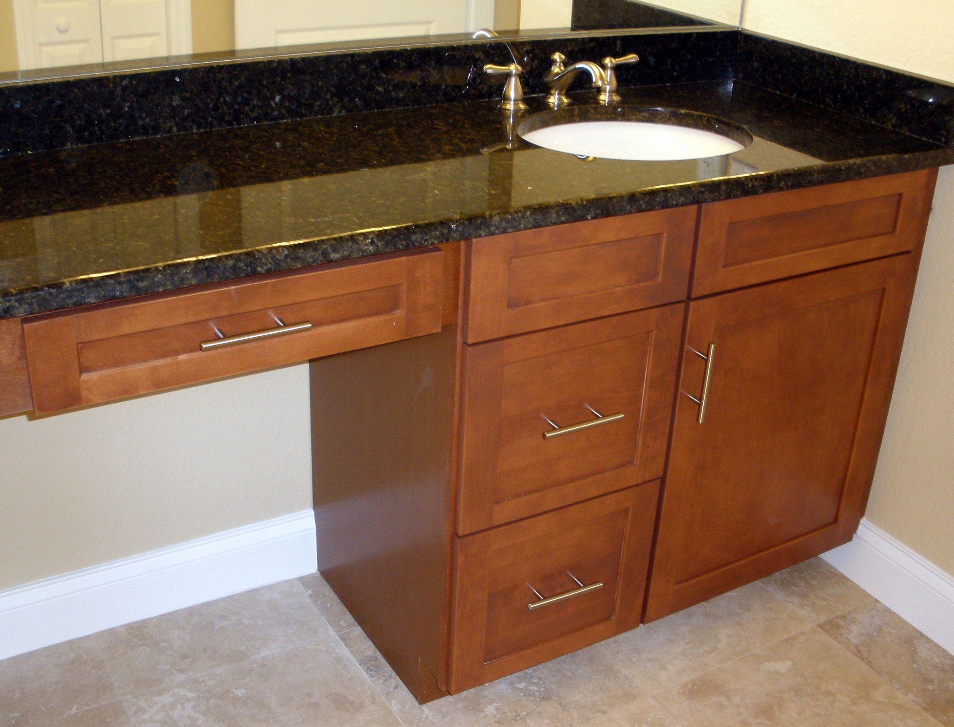 48 inch bathroom vanity right side sink