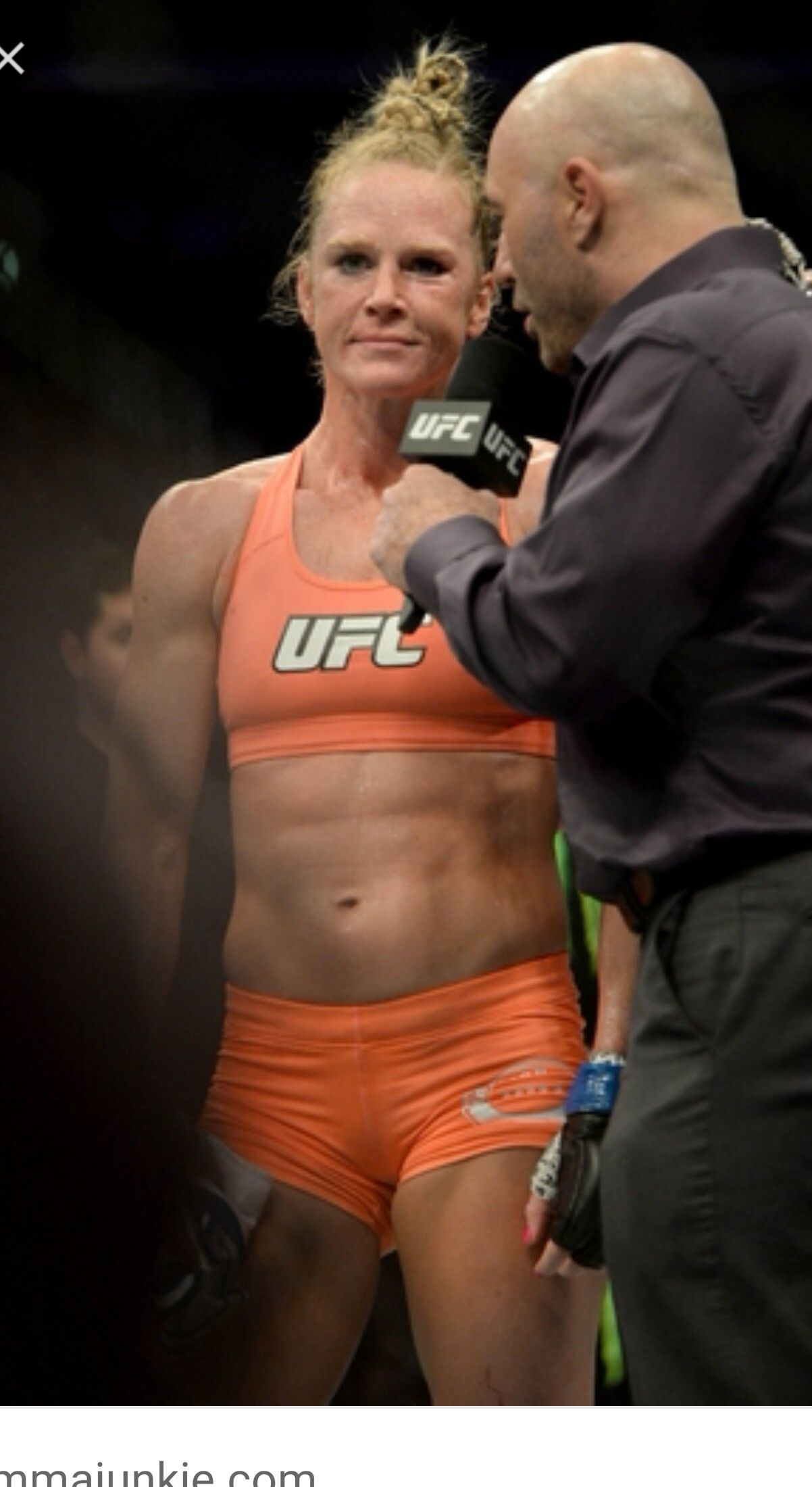 Pin on Holly Holm